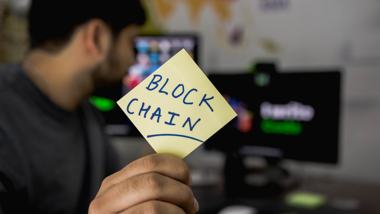 A Marketer's Glossary to Blockchain