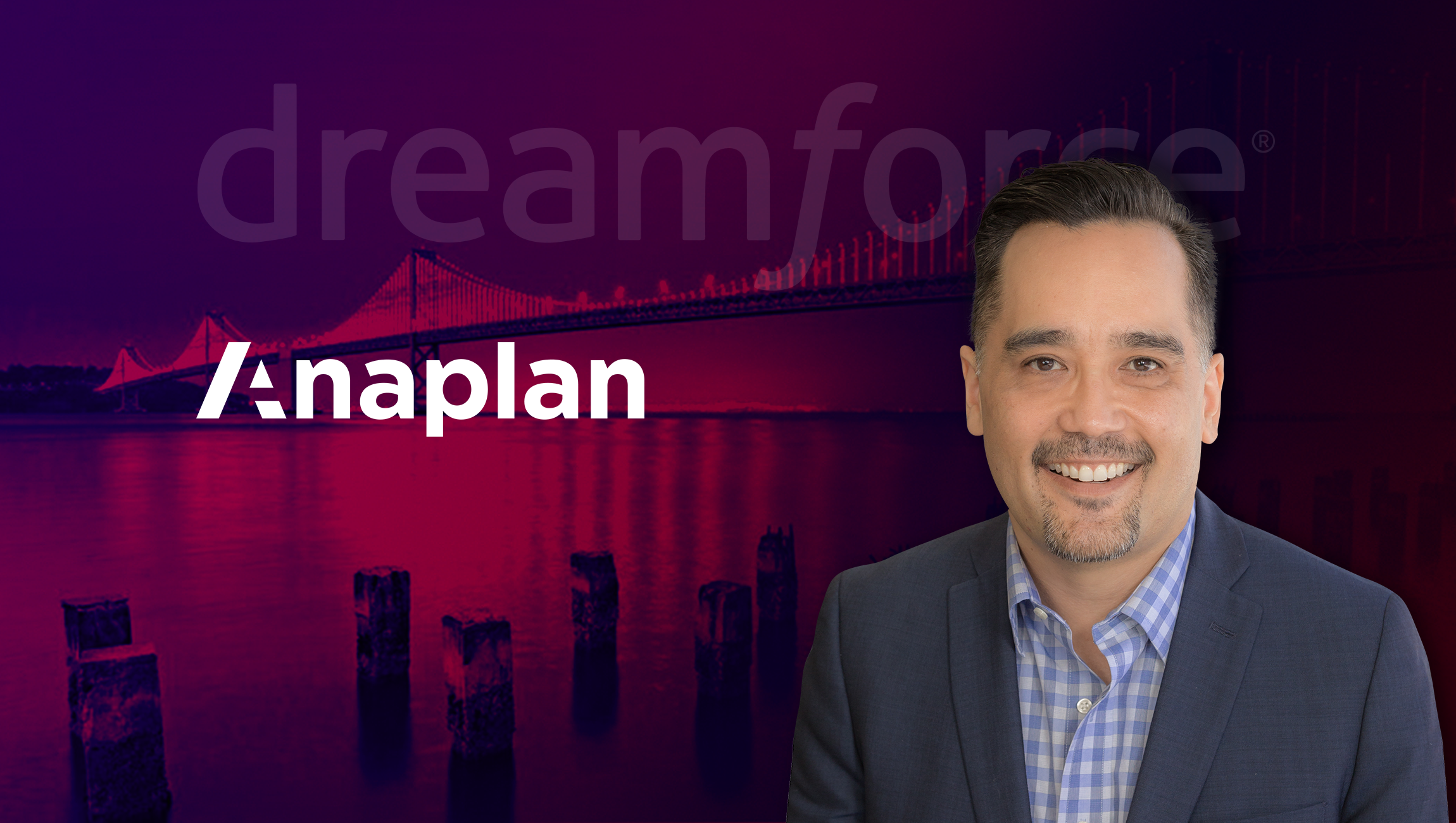 Dreamforce with Jason Loh, Global Head of Sales Solutions at Anaplan