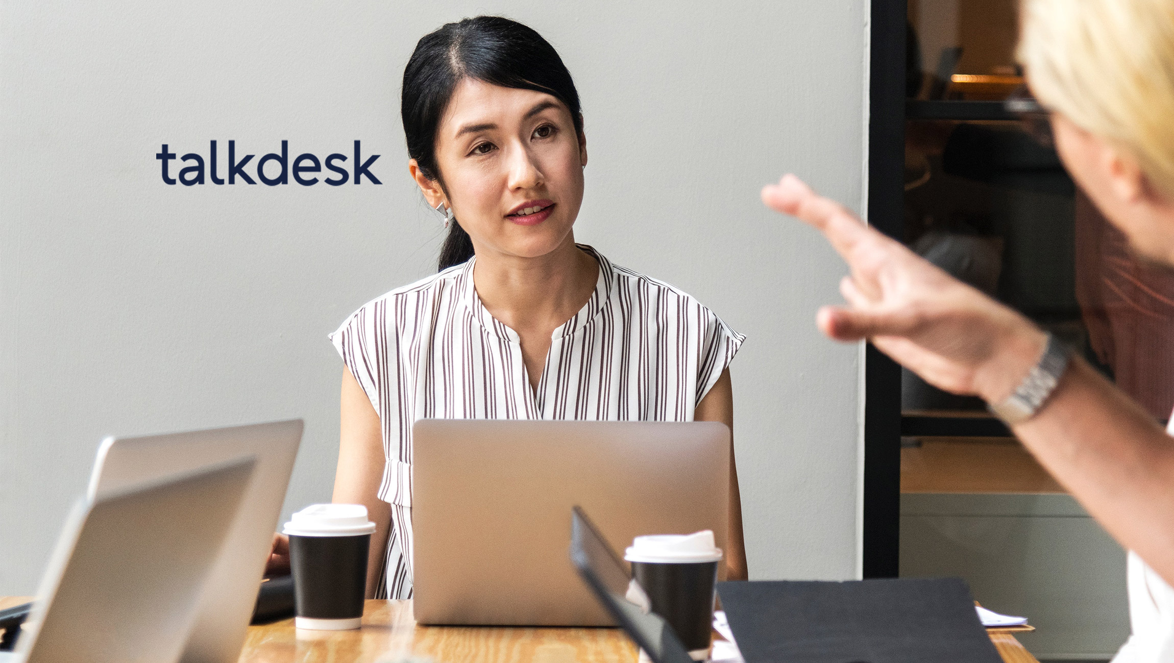 Talkdesk Launches Contact Center Future at Opentalk18
