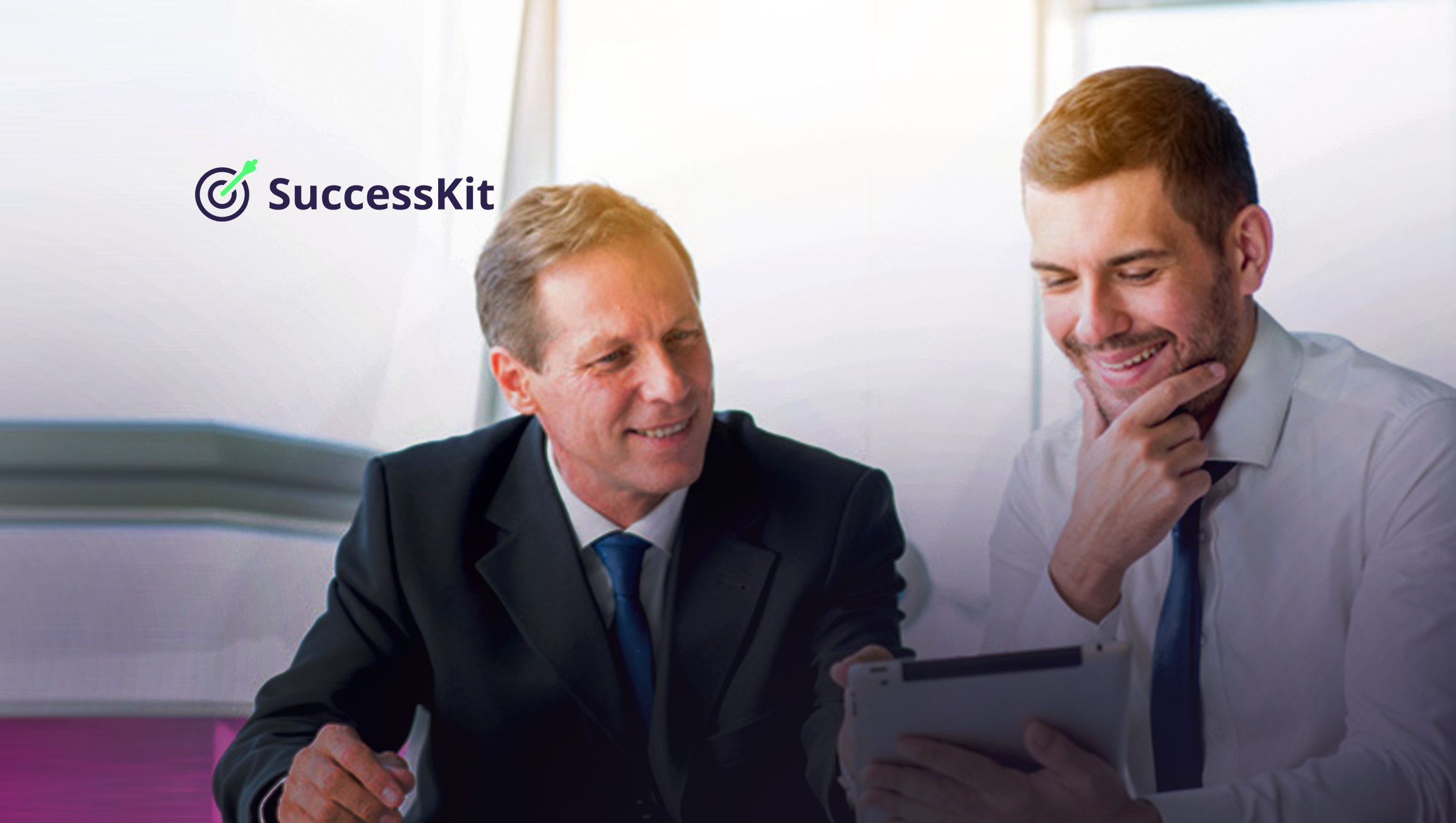 SuccessKit Creates B2B Case Studies at Scale to Power the Sales Process