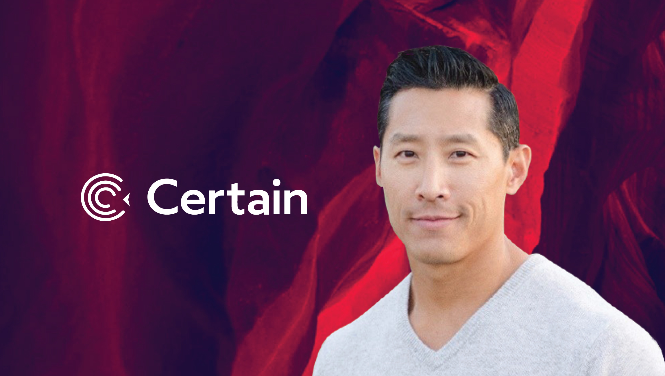 Salestech Interview With Bill Hu, VP of Sales at Certain