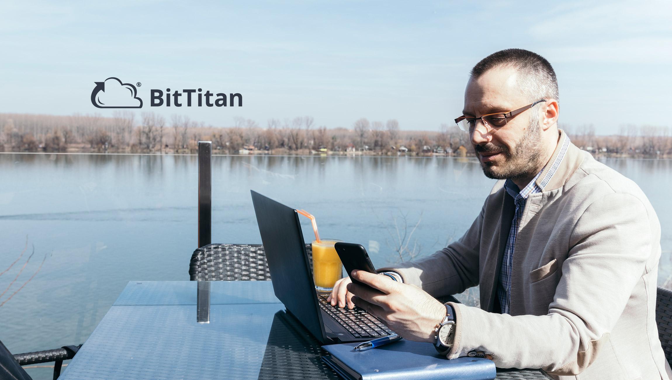 BitTitan Hires Industry Veteran as Head of Global Sales