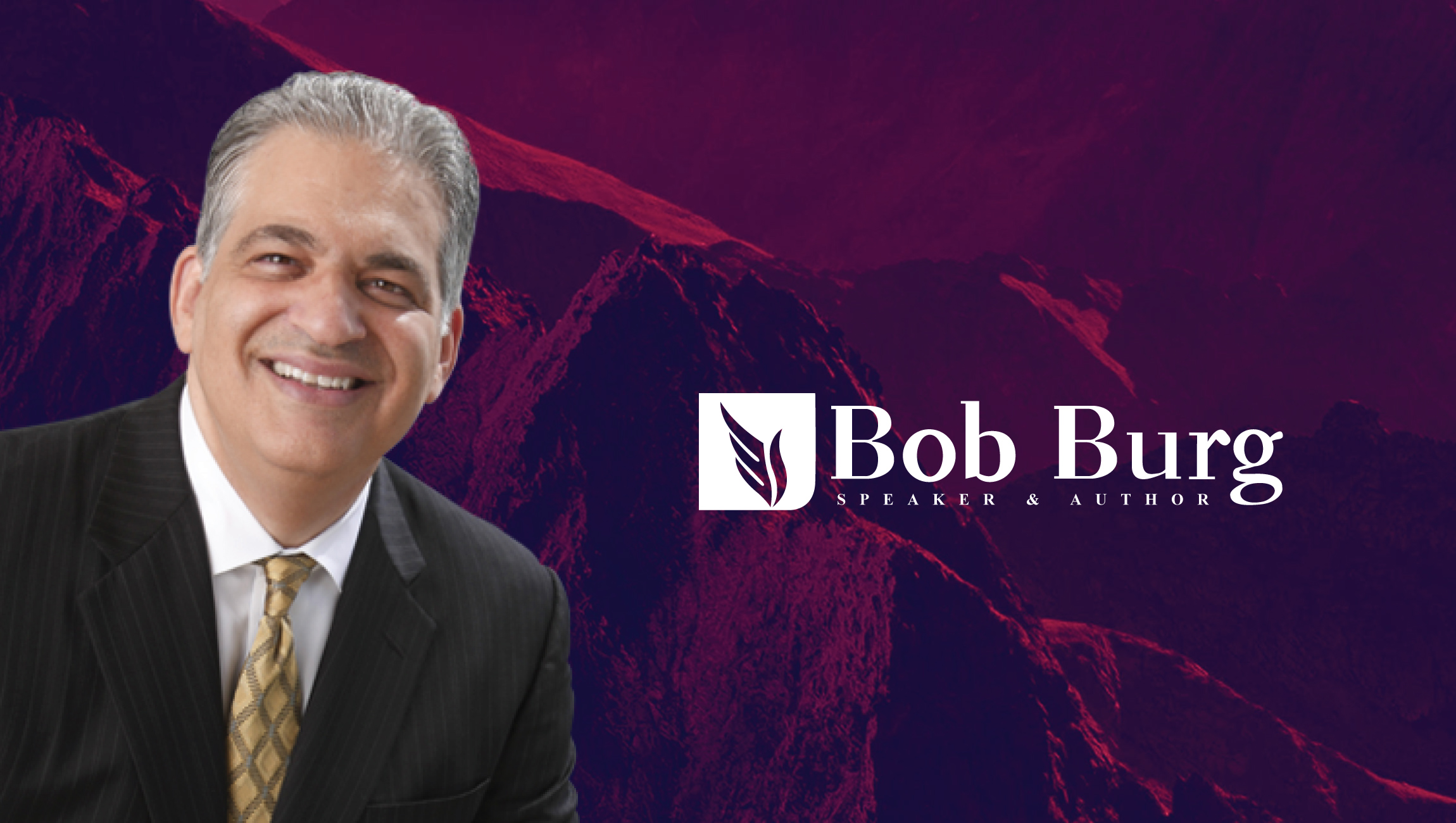 Salestech Interview With Bob Burg, Speaker at Go-Giver Movement