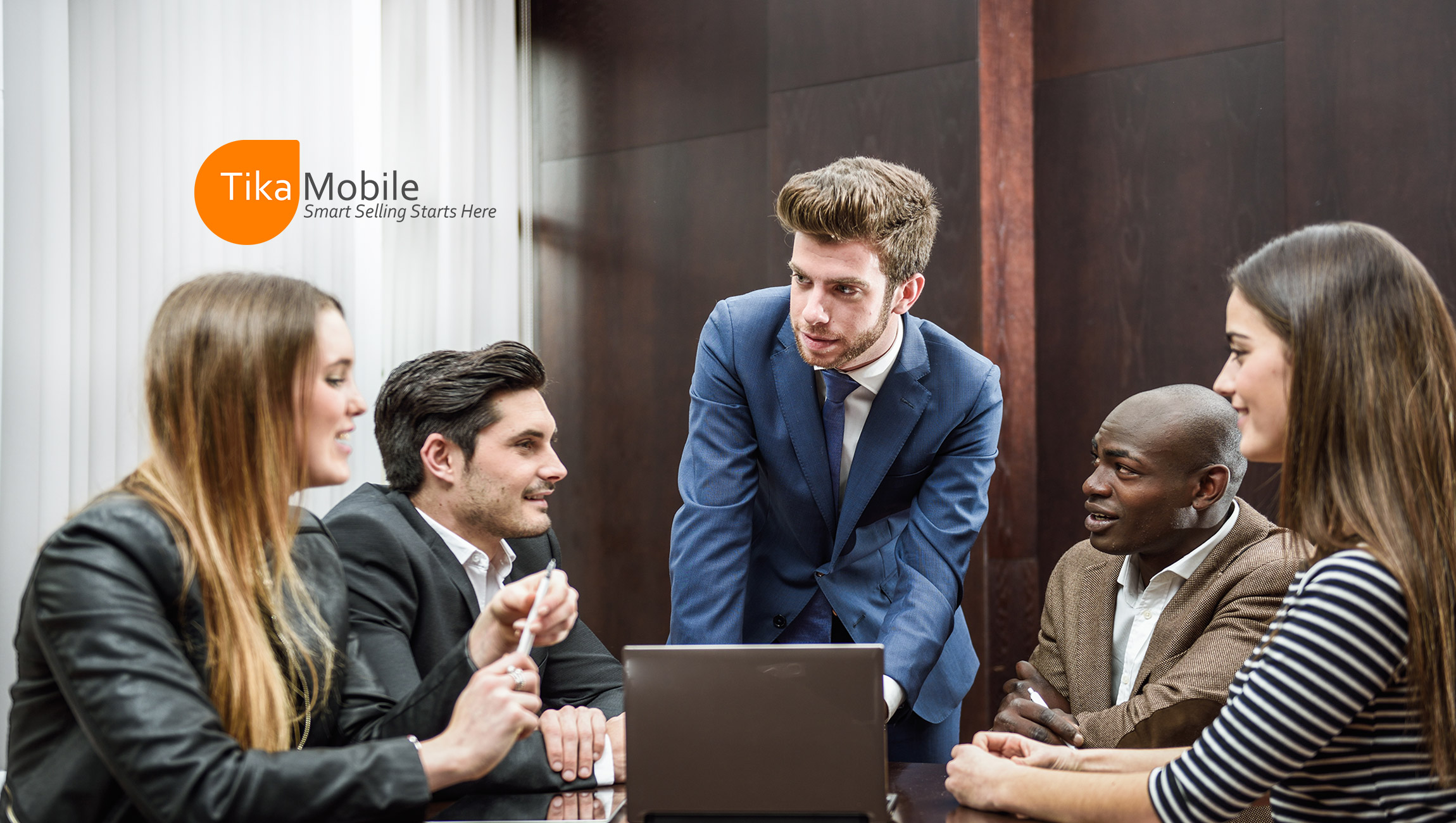 TikaMobile Announces Business Intelligence CRM Solution for Market Access Teams to Increase Coverage and Pull-through Performance of Sales Teams