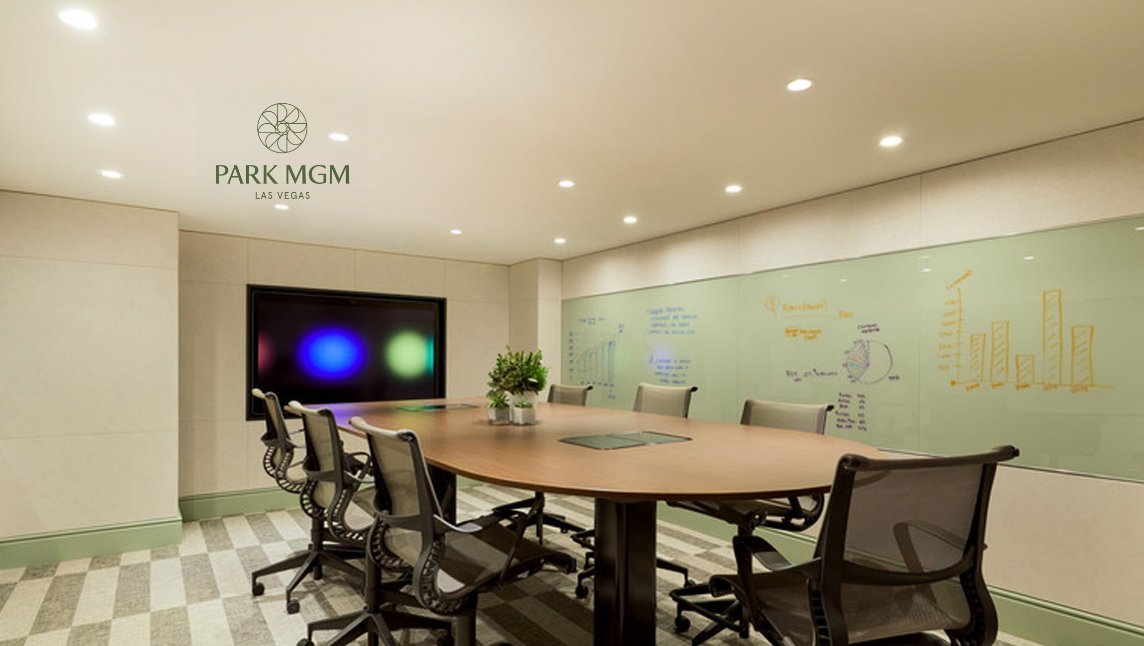 Park MGM's New Ideation Studio Introduces First-Of-Its-Kind Convention Experience with Cisco Webex Teams