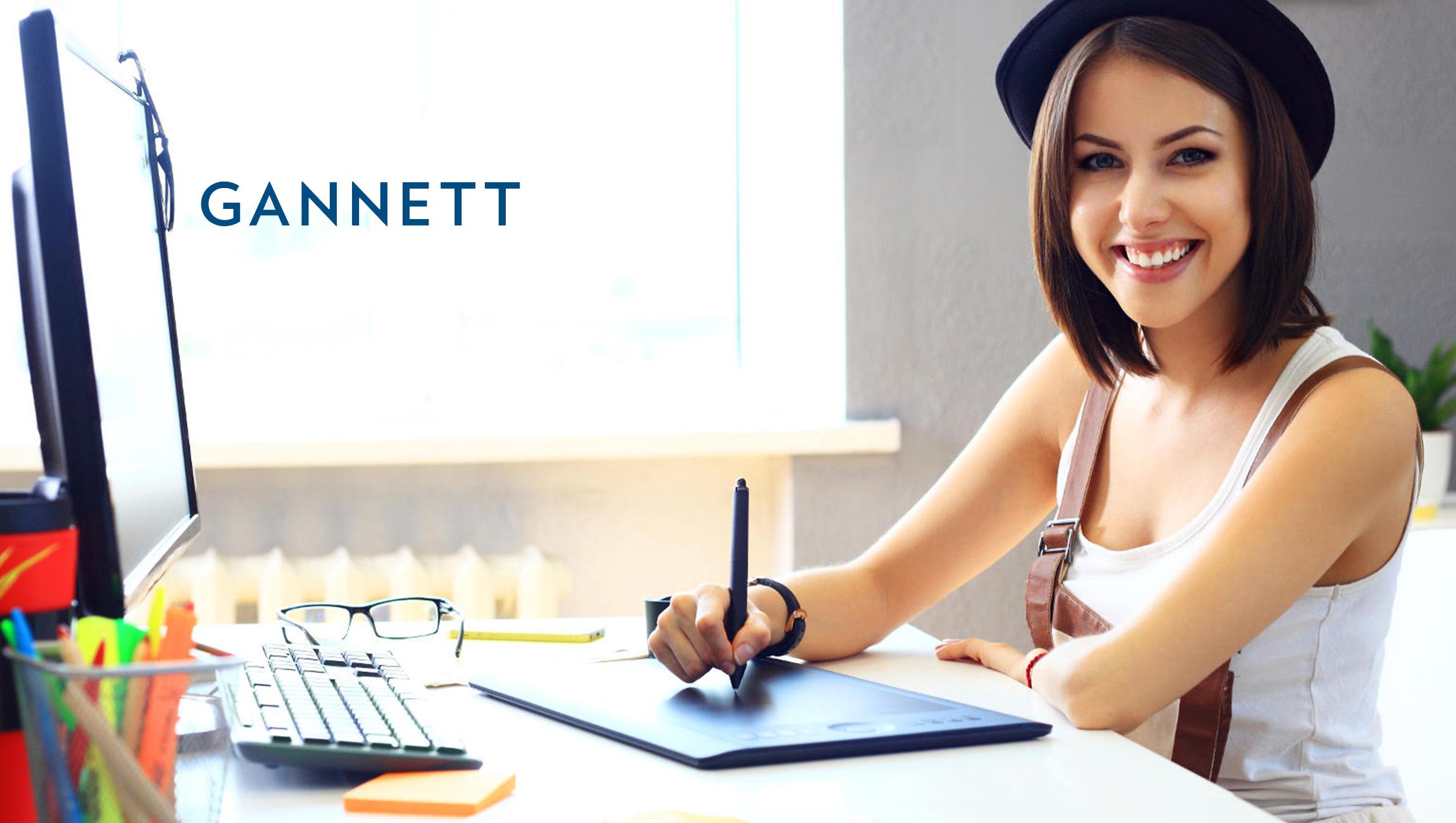 Gannett Announces Executive Promotions