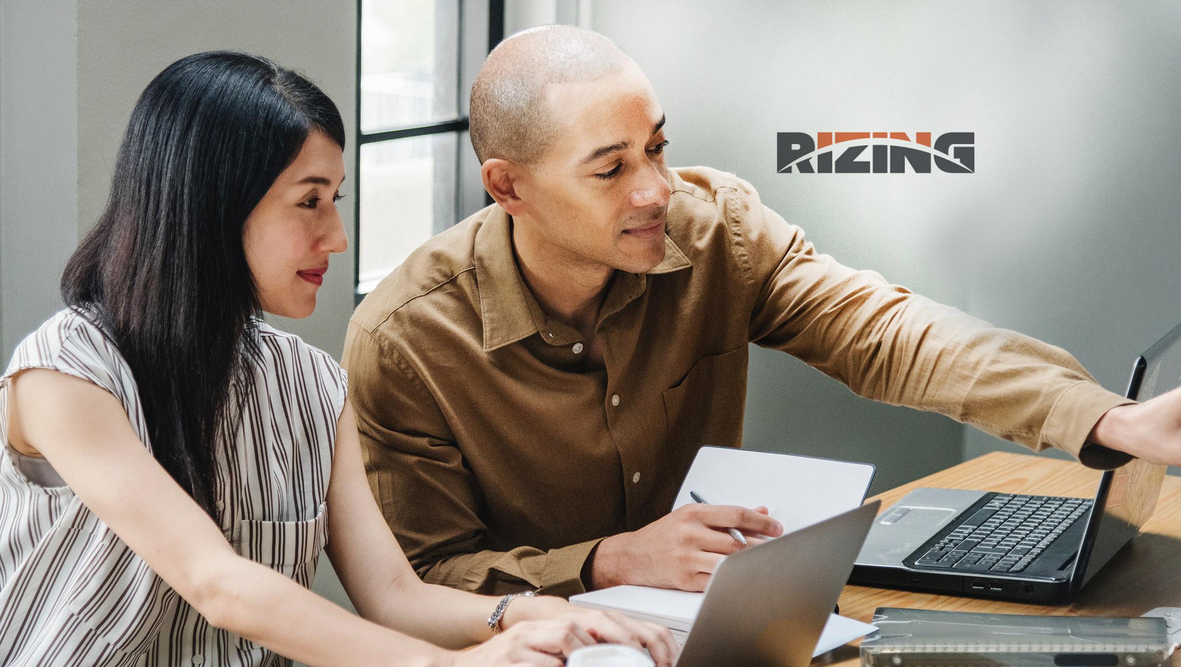 Rizing Promotes Bill Sarubbi to Chief Sales Executive