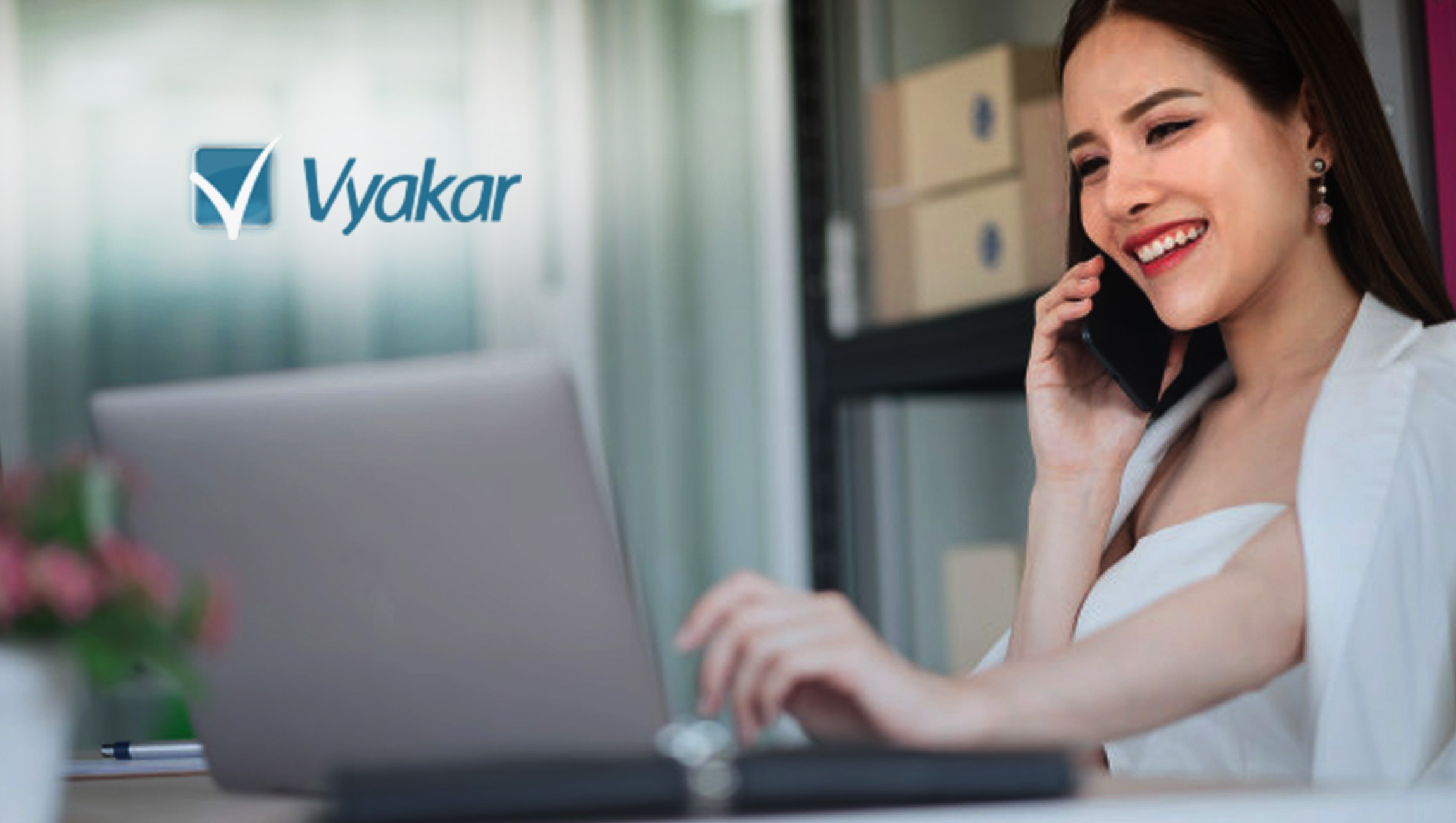 Vyakar Launches Lead Router for B2B Commercial and SMB Market