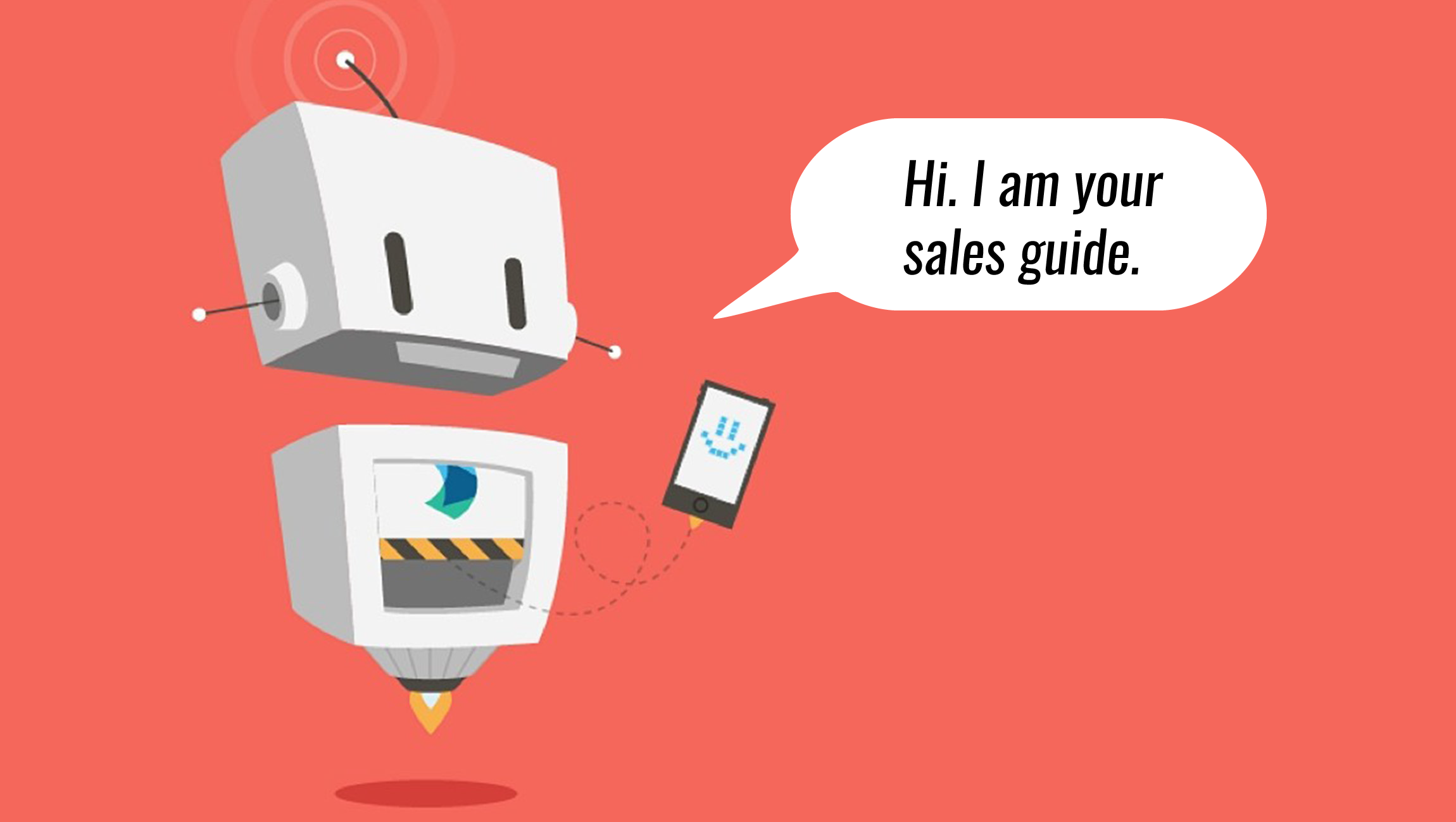 What is a Chatbot for Sales: Why Sales Technology is Incomplete without Chatbots?