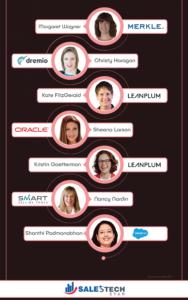 Women in Sales technology