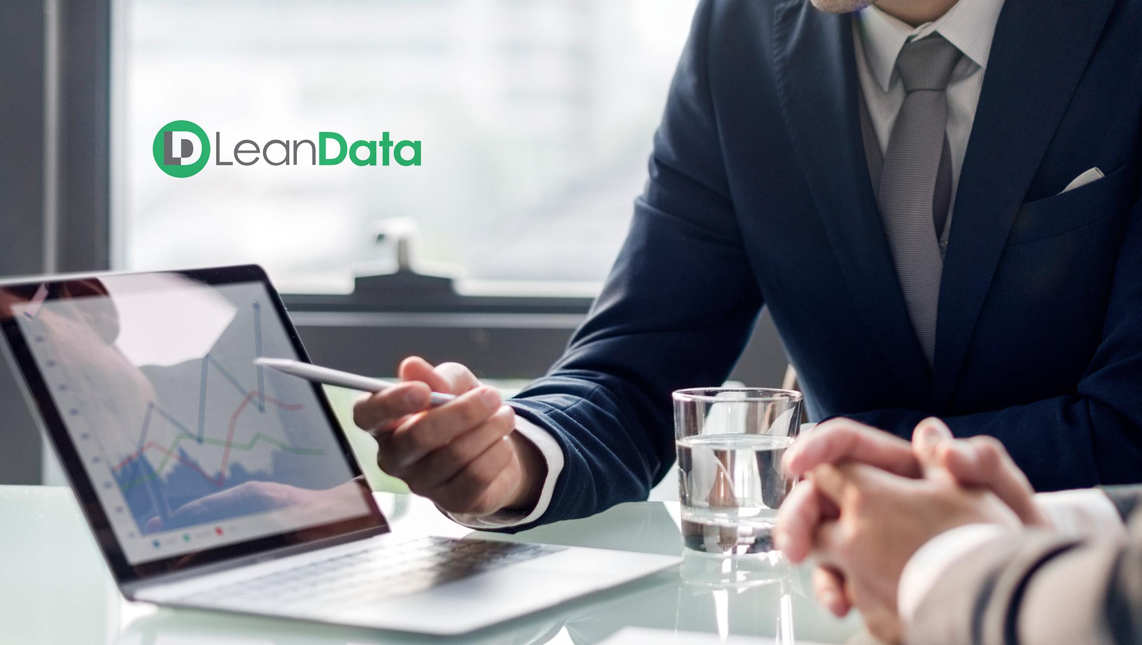 LeanData Raises $27.5 Million in Series C Funding Following Record Growth