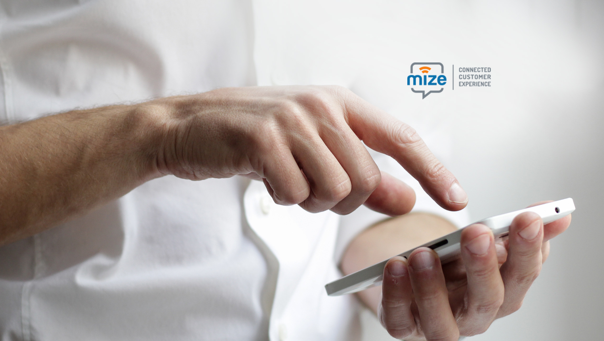 Mize Brings Merged Reality to Connected Customer Experience