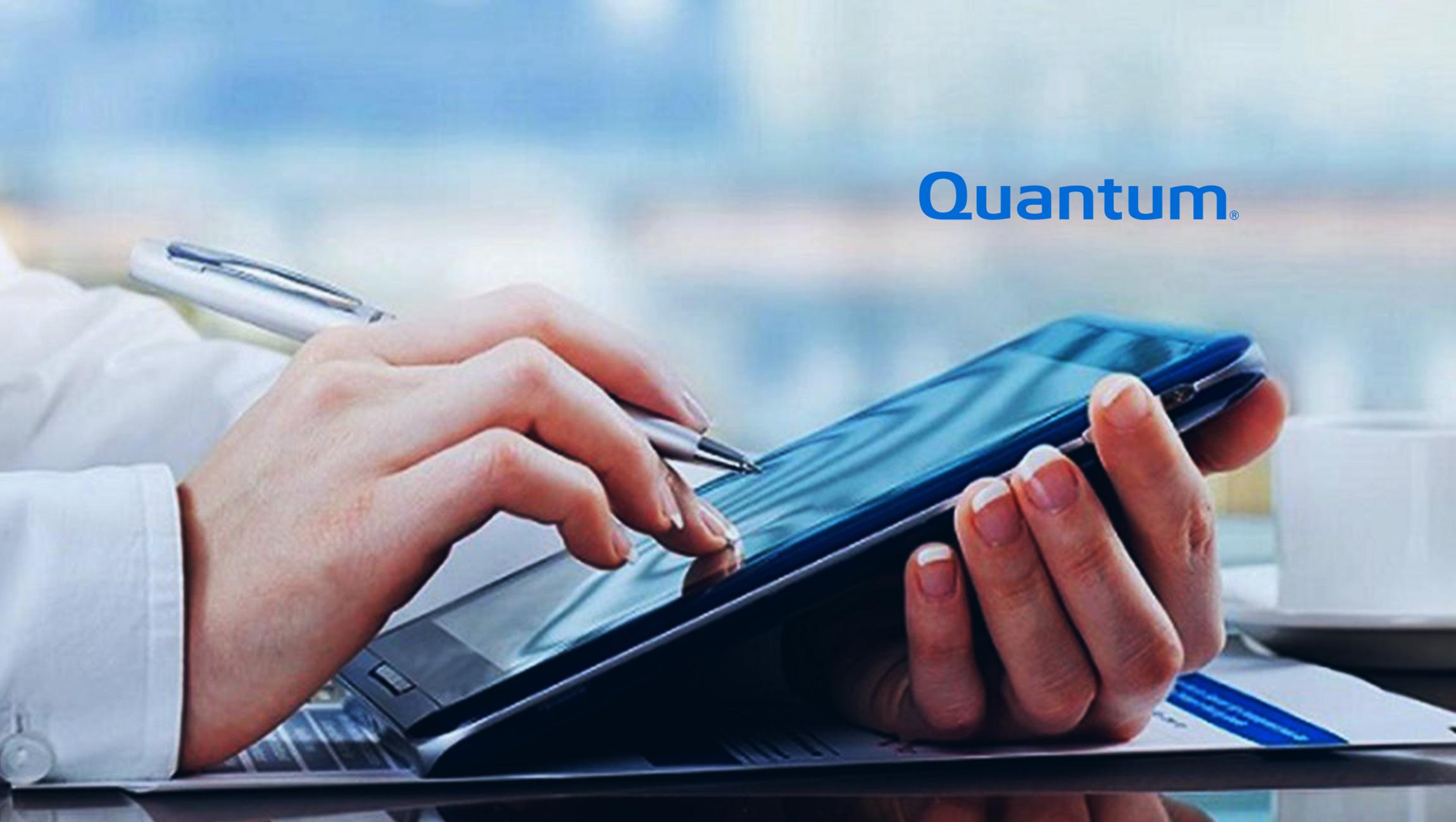 Quantum Names Liz King Chief Revenue Officer