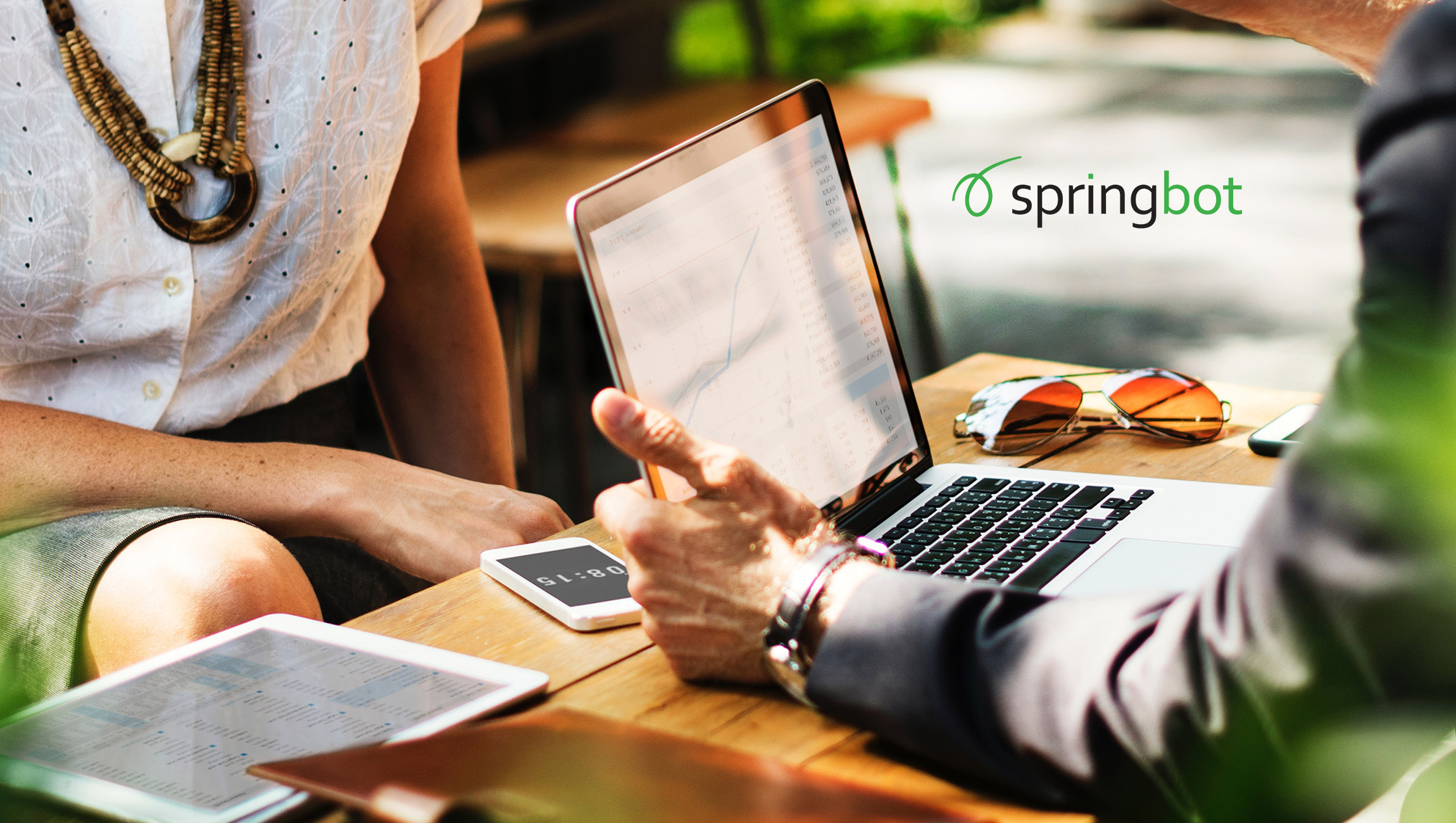 Springbot Hires Business and Technology Veteran as CFO