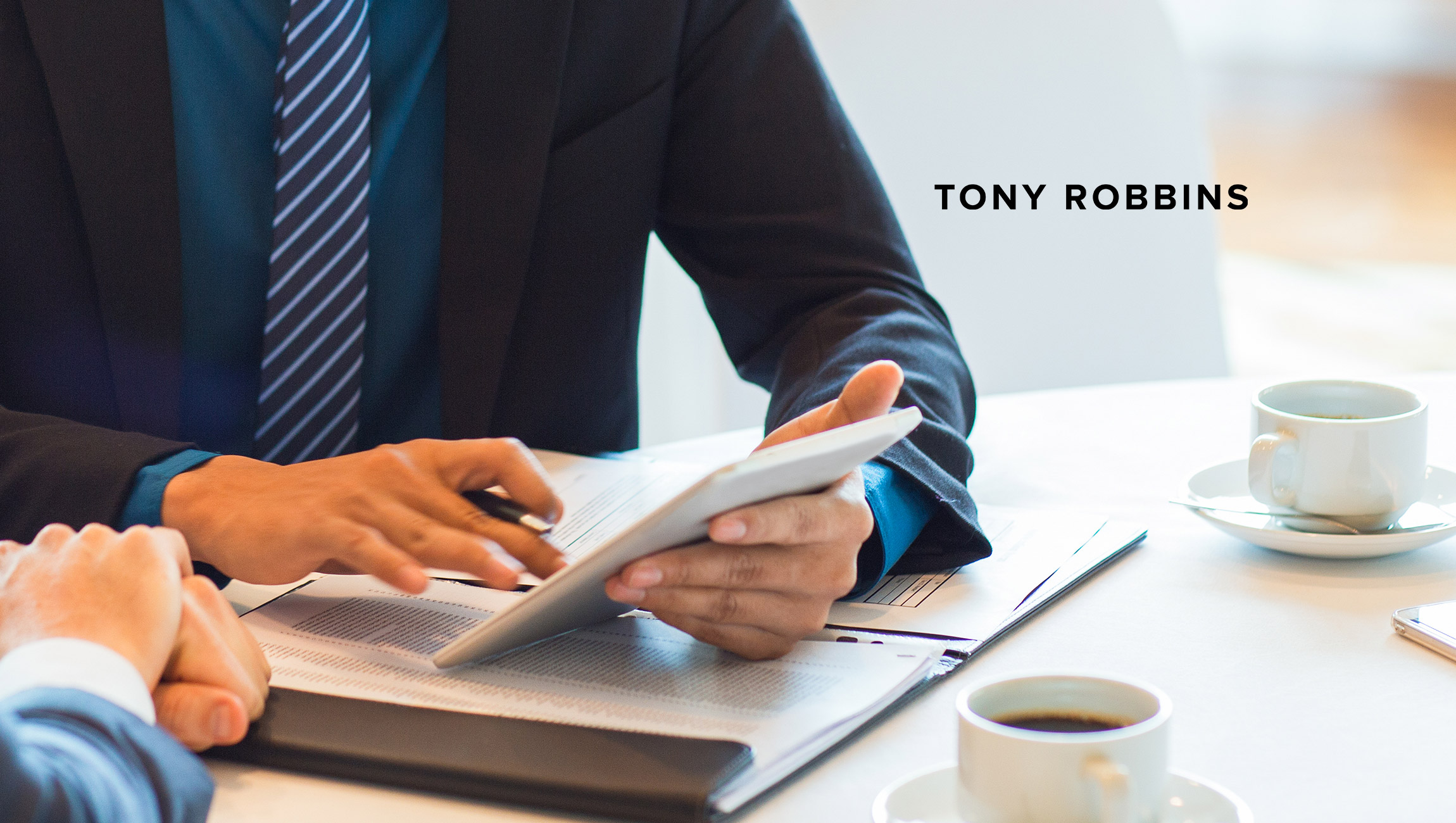 Tony Robbins and Corporate Visions to Offer New Program for Entrepreneurs and Small Business Owners