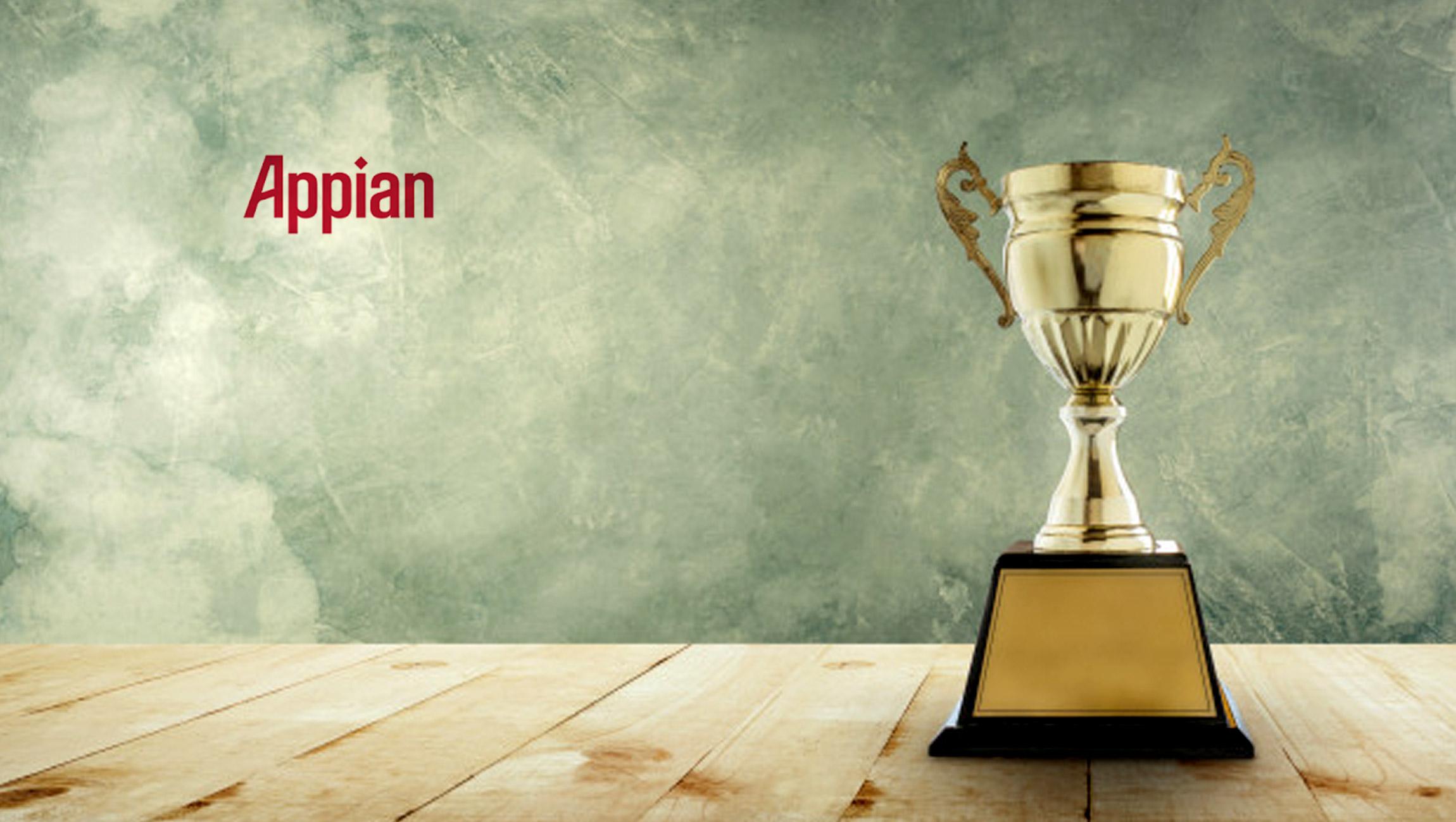 Appian Announces 2019 Partner Award Winners
