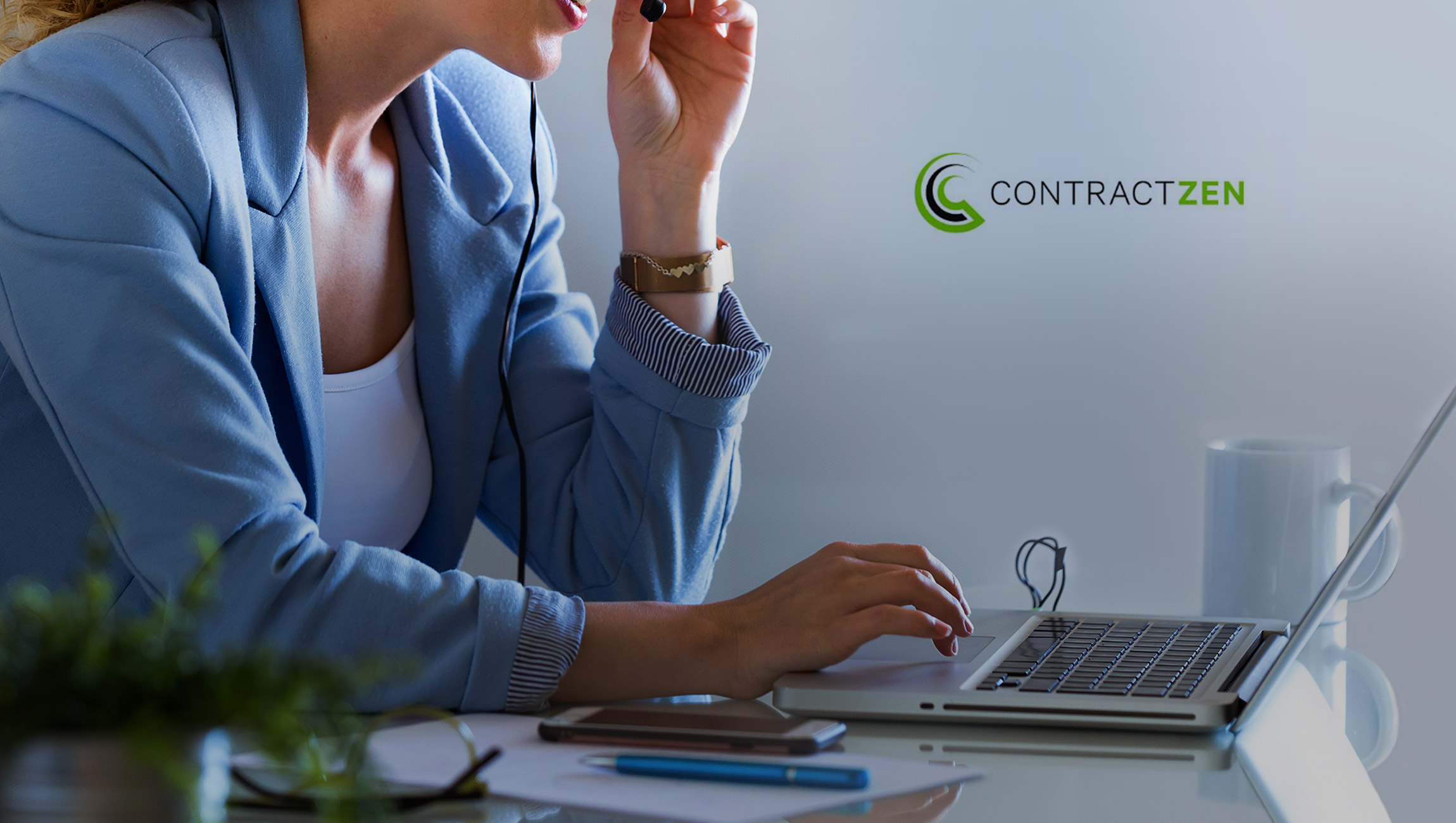 ContractZen Adds Free e-Signature Service to Its SaaS-Based Contract Management Solution