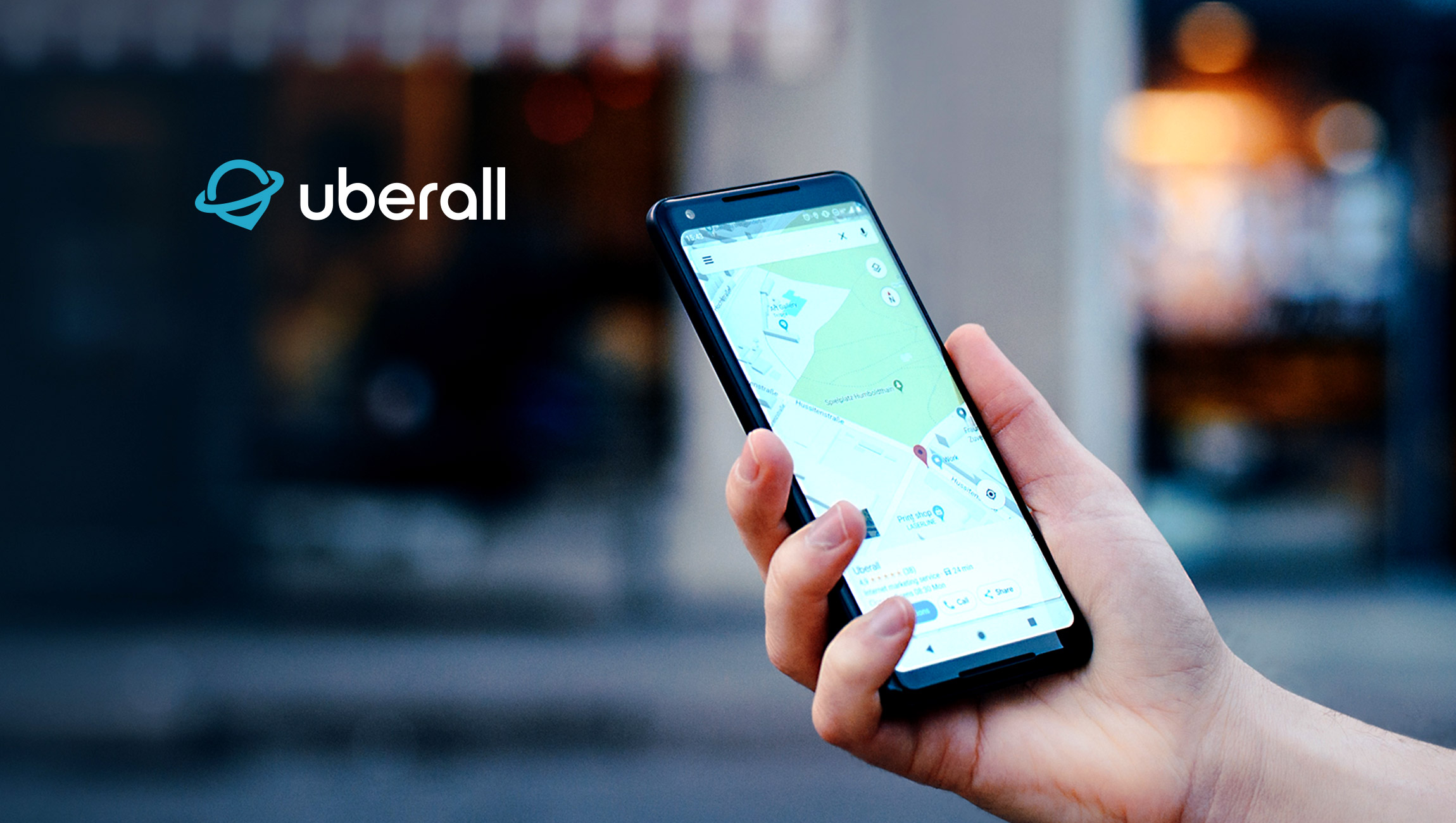 Uberall Study: Over 20% Using Voice Search Every Week