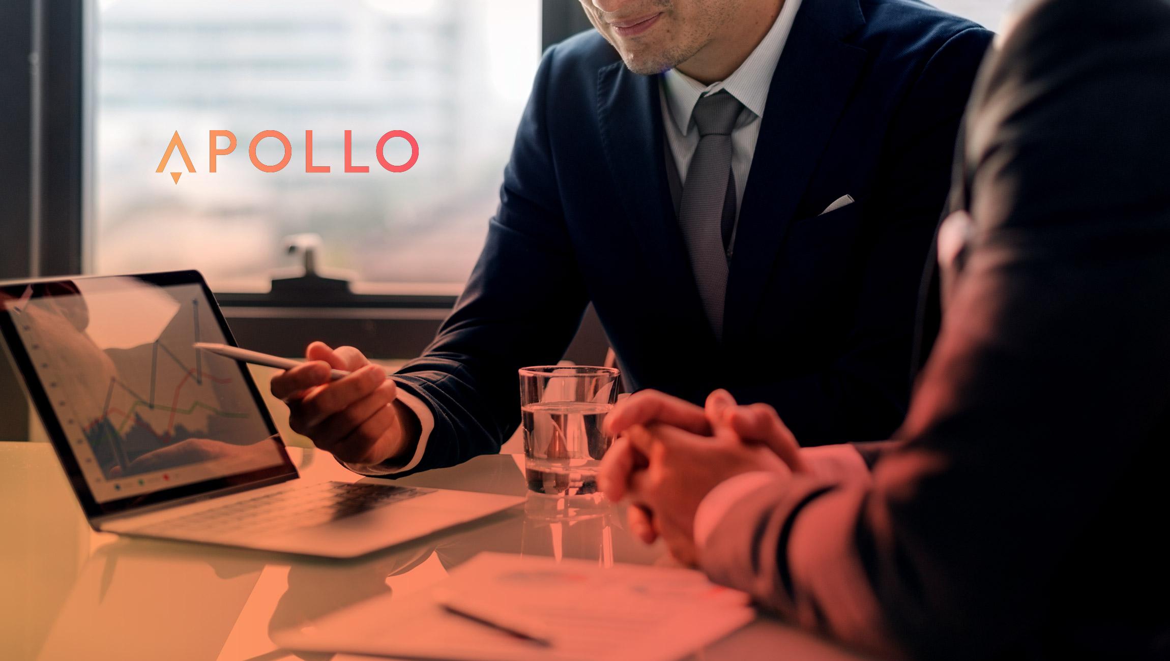Apollo.io Brings on ClearSlide Co-Founder Jim Benton as CEO