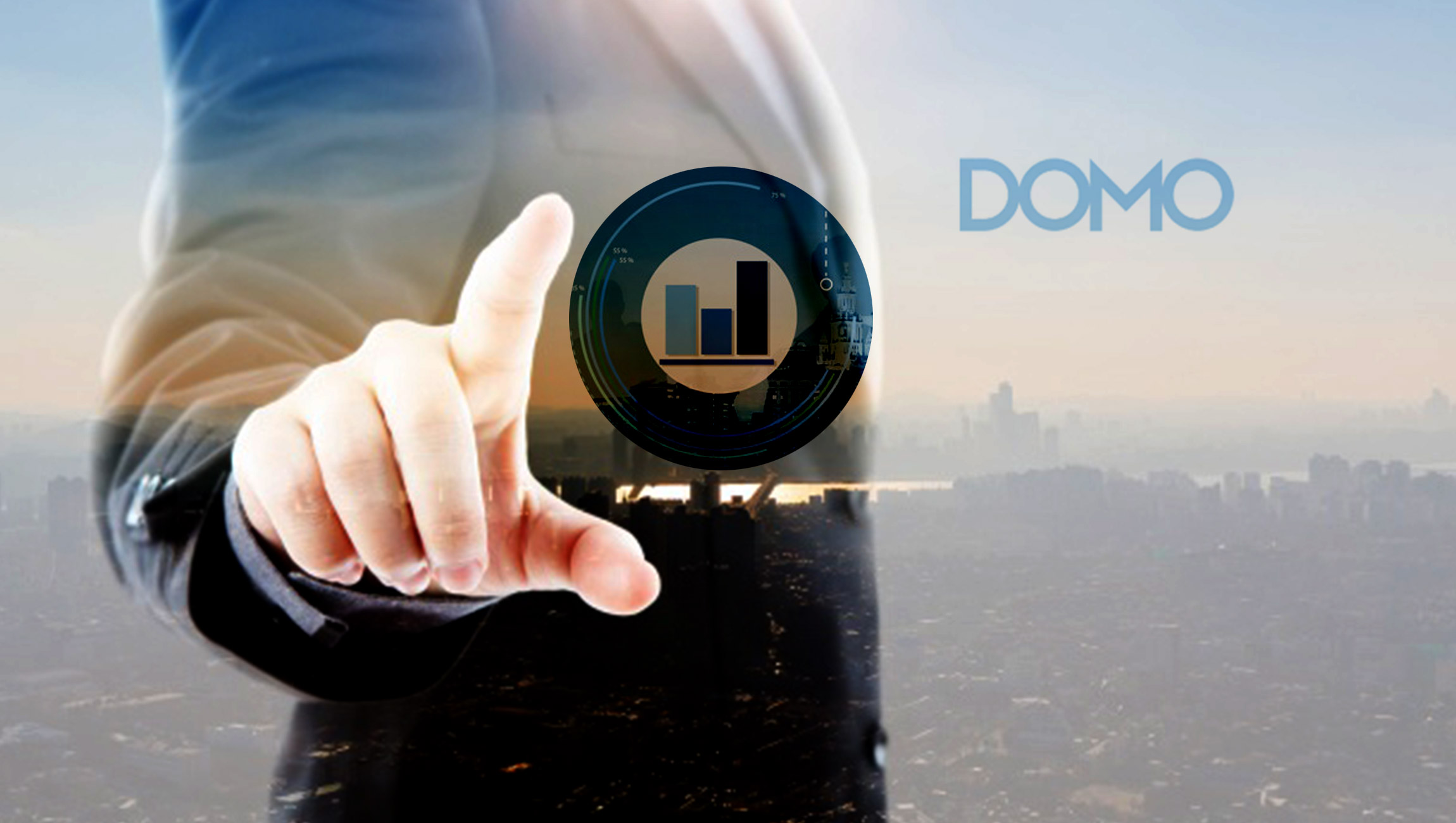 """Domo Releases Seventh Annual """"Data Never Sleeps"""" Infographic"""