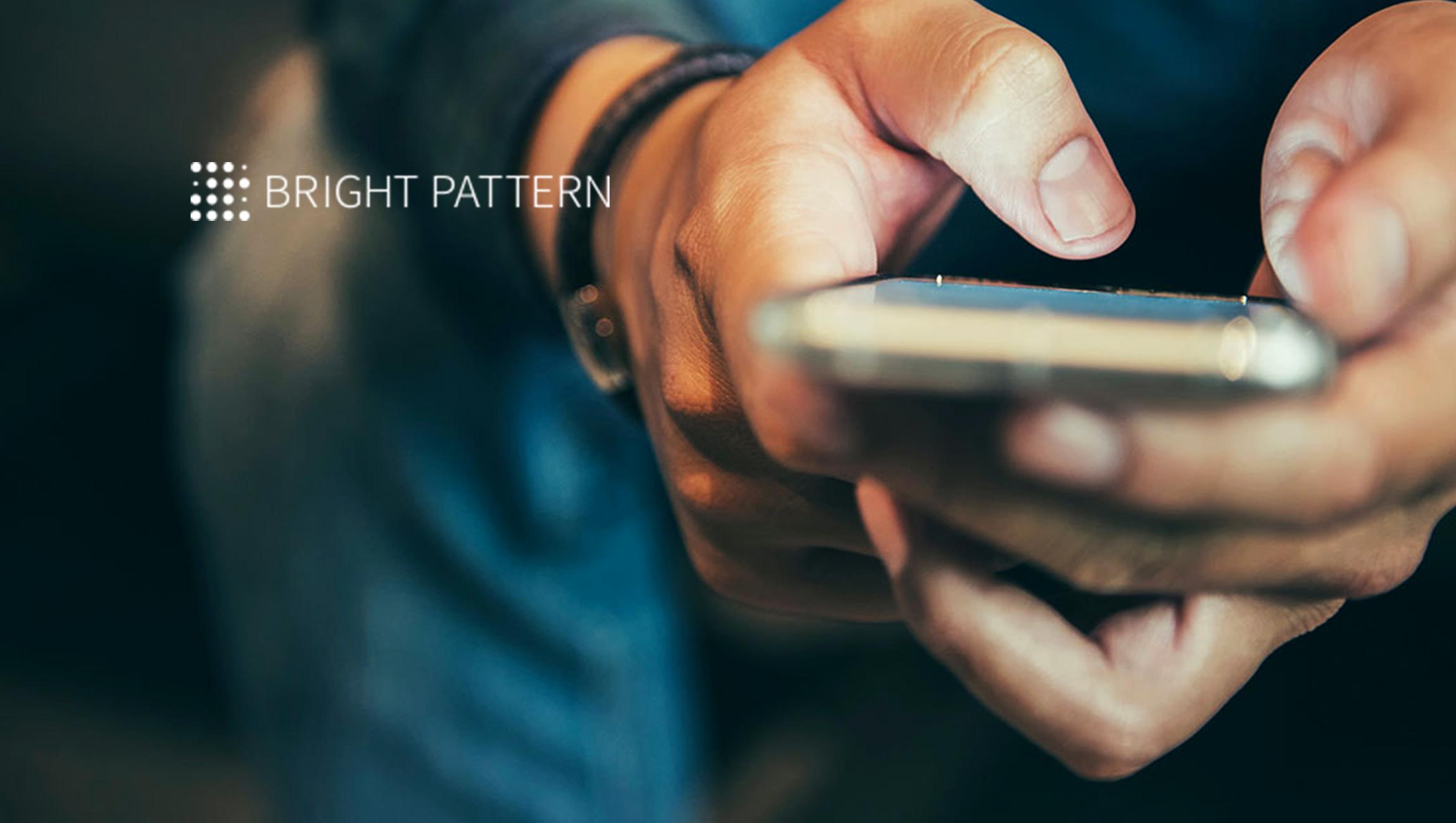 Gartner's Software Advice Names Bright Pattern FrontRunner for Call Center Software