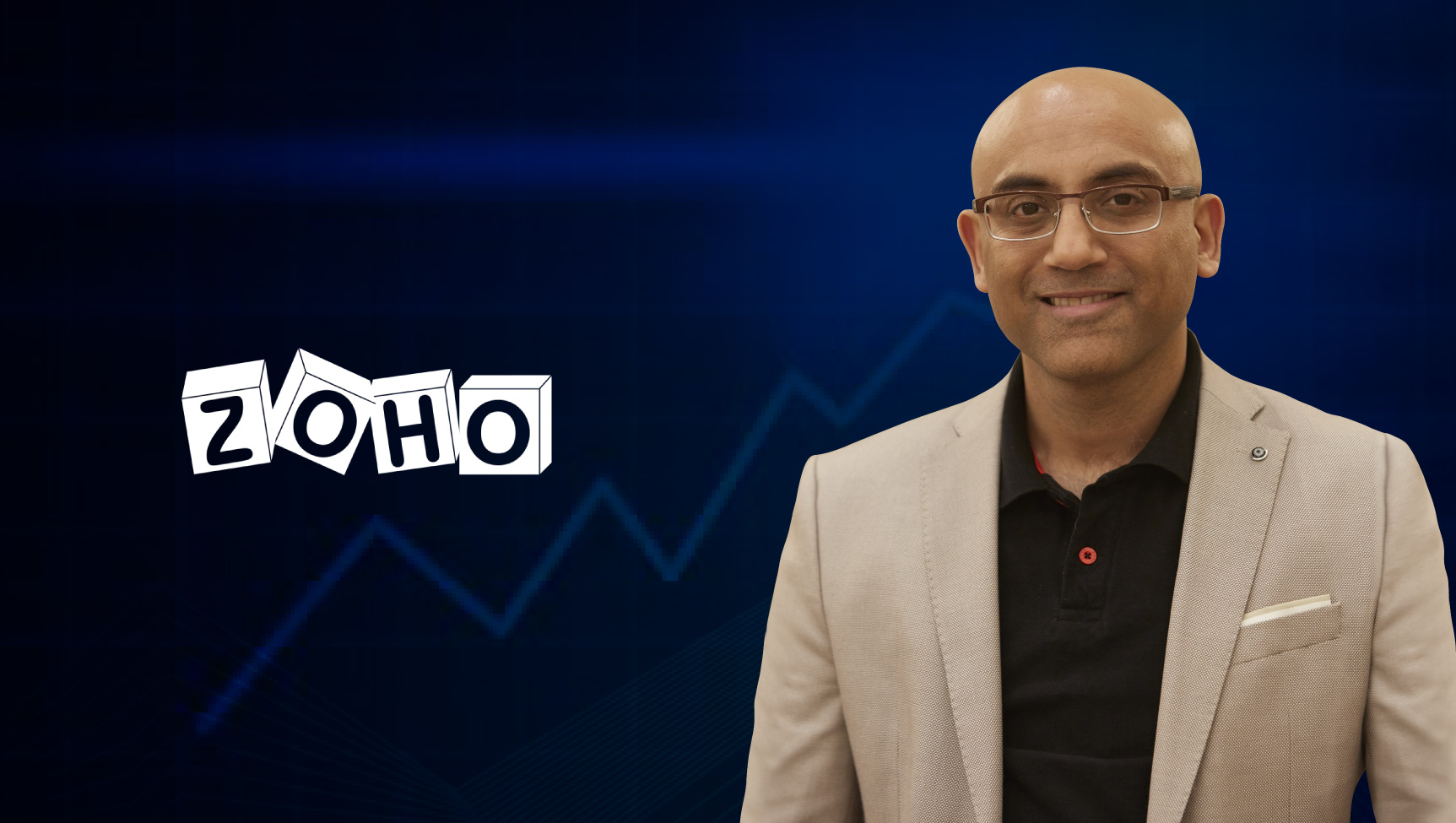 SalesTech Star Interview with Sridhar Iyengar, Managing Director at Zoho Europe