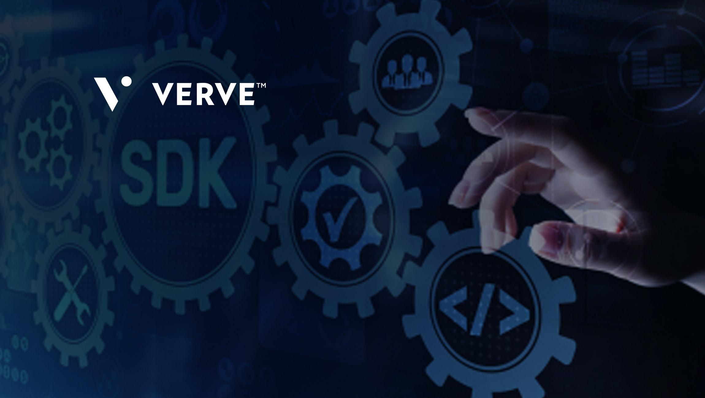 Verve Awarded IAB Tech Lab Open Measurement SDK Certification