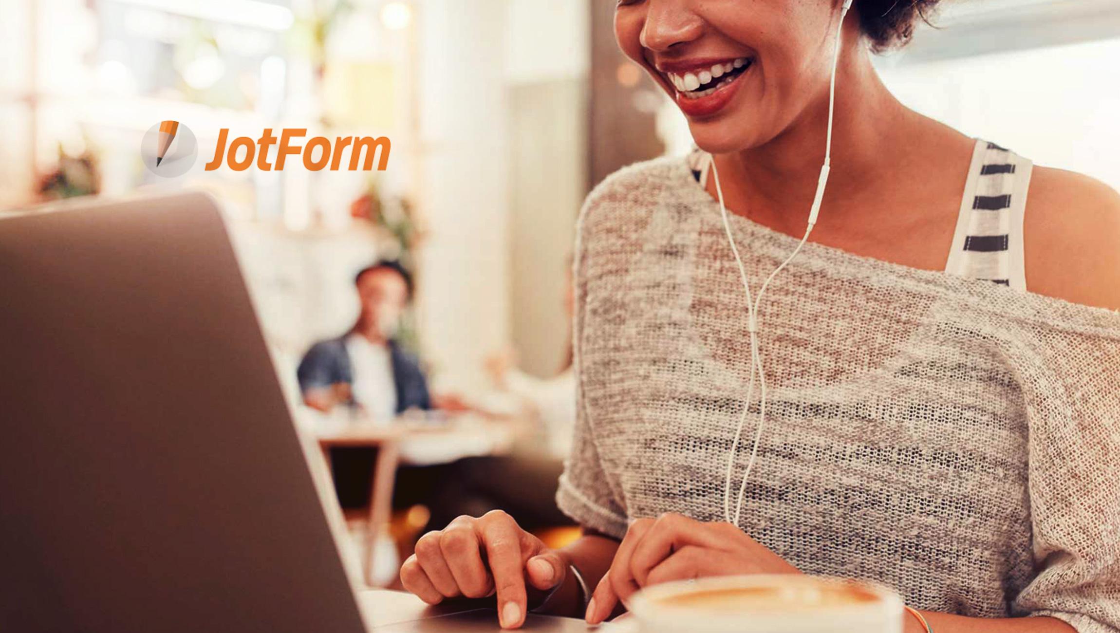 JotForm's New Slack Integration Helps Teams Respond Faster