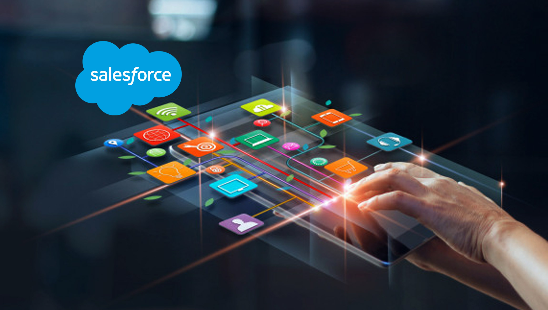 Salesforce Launches Consumer Goods Cloud-Transforming Retail Execution and Creating Closer Relationships Between the Field Rep and the Store