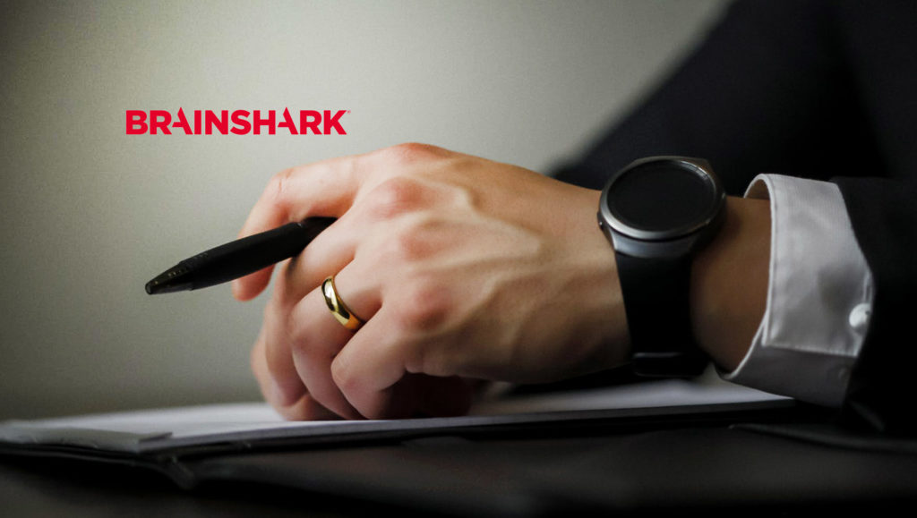 Brainshark Named Best Training Solution In 2019 Golden
