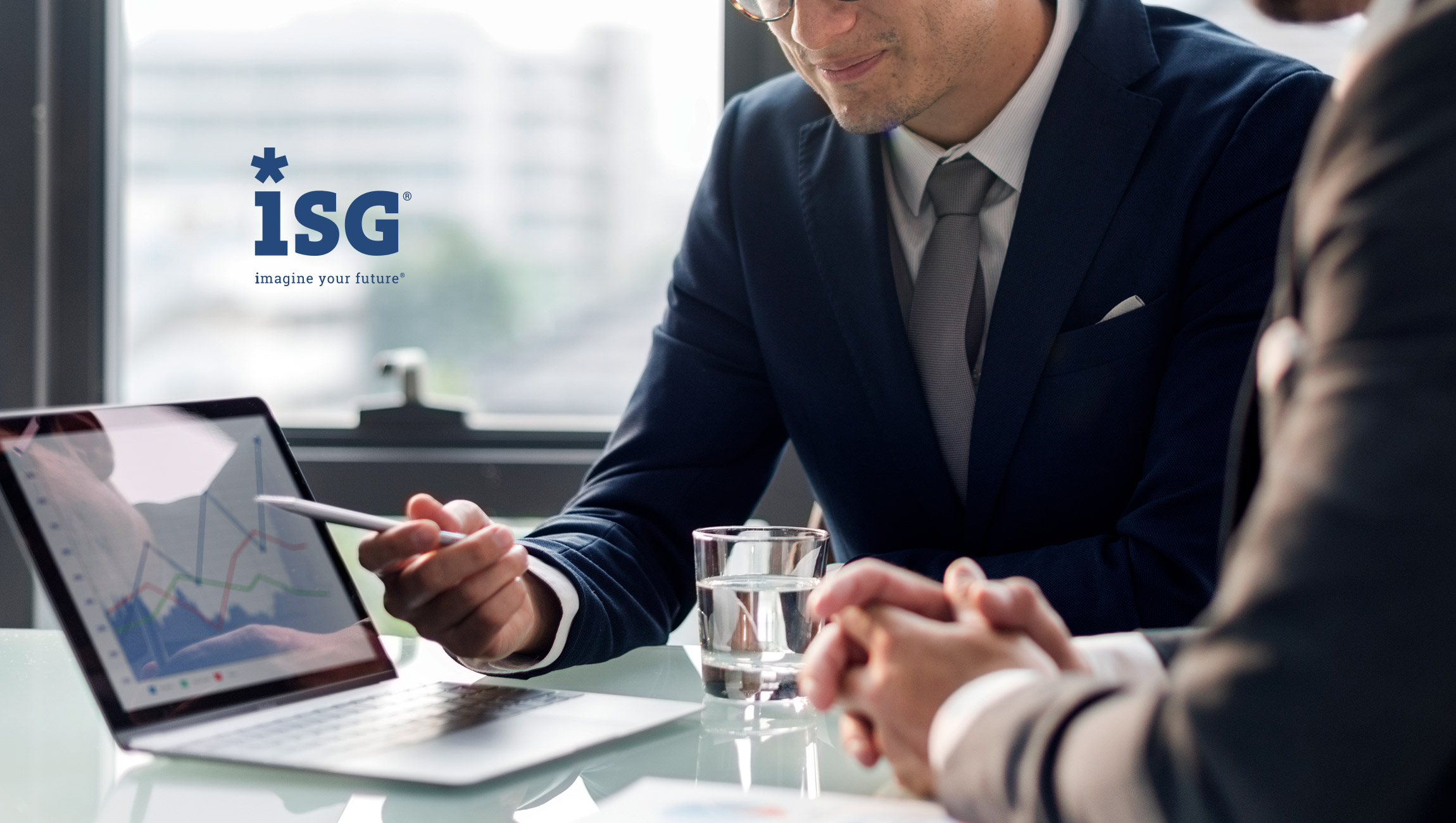 Driving Sales Pipelines With Data Analytics The Topic Of ISG Smartalks Webinar