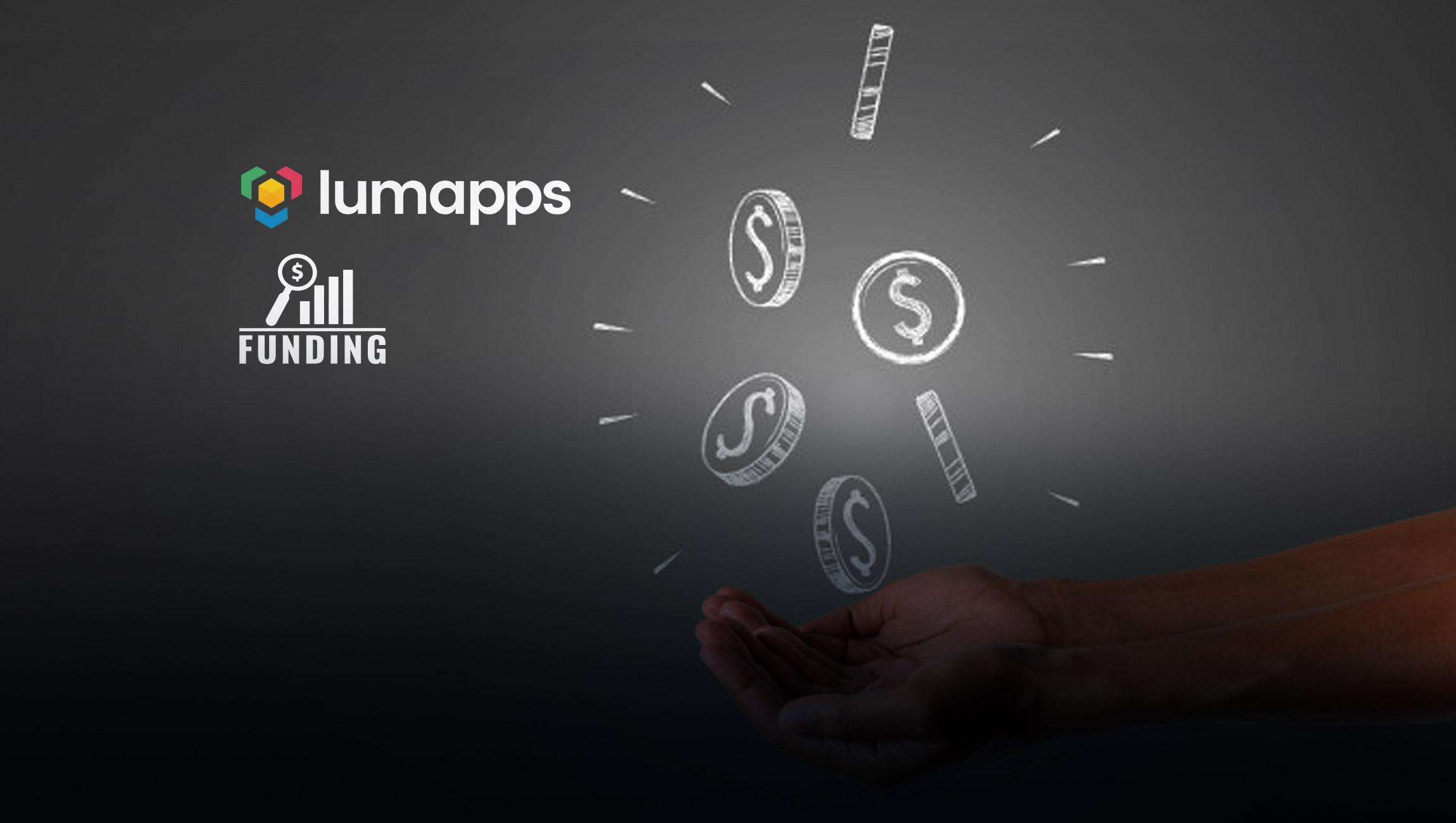 Communication Solutions Provider LumApps Raises $70 Million in Series C Funding