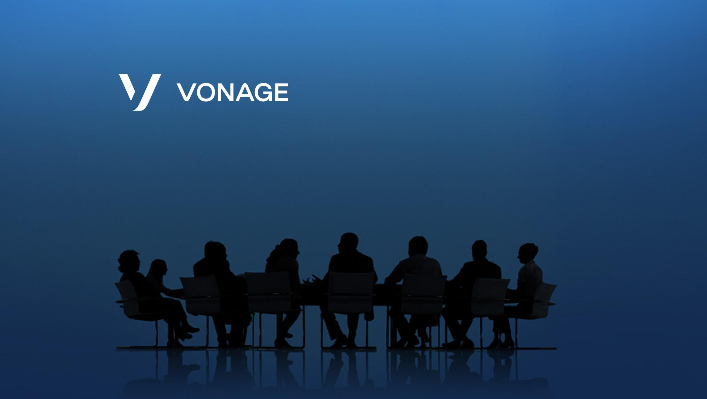 Vonage Announces that CFO Dave Pearson will Retire
