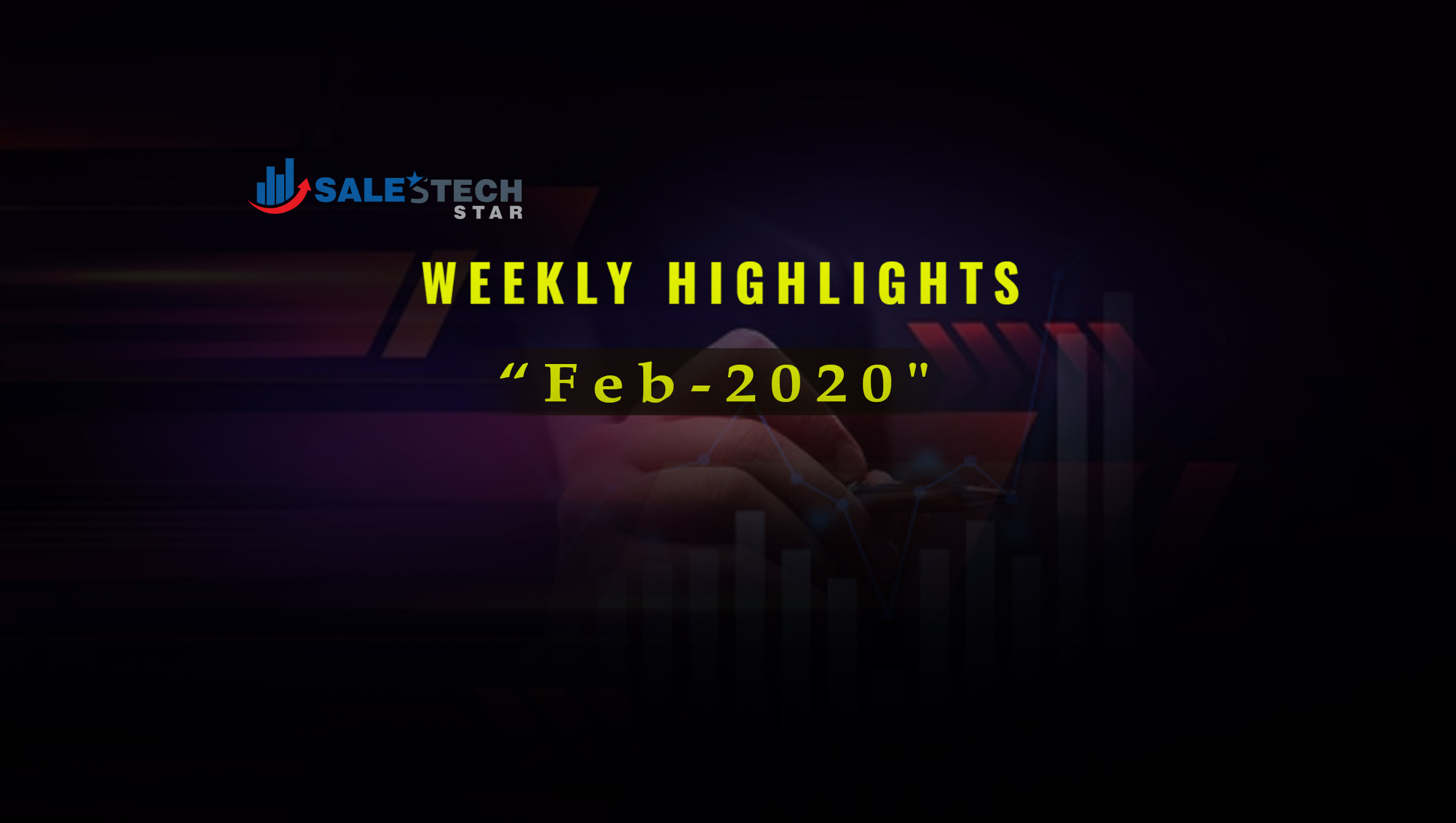 Top SalesTech News Of The Week - 3rd February 2020 - Feat. - News from Allego, Hushly, Aquaint, and More