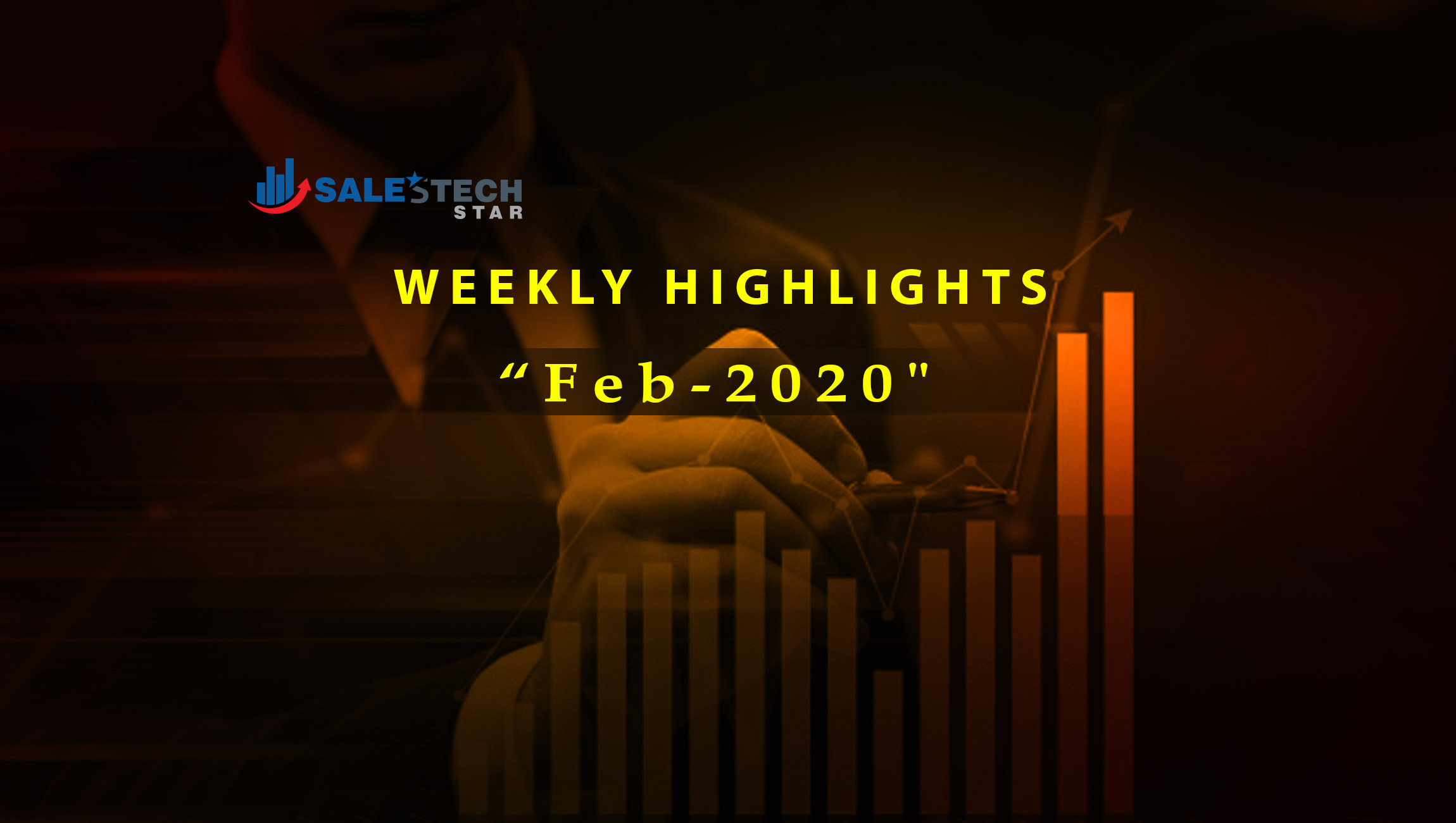 Top SalesTech News Of The Week – 10th February 2020: Featuring News From Salesforce, Qualtrics, Amdocs, and More